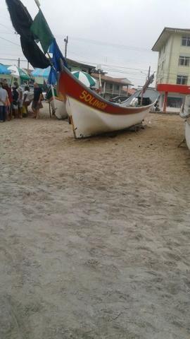 Canoa Nova (Aceito troca)