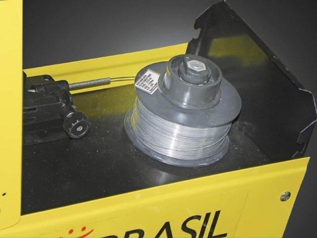 Arame Mig Revestido Para Uso Sem Gas (1kg)- V8brasil - Foto 3