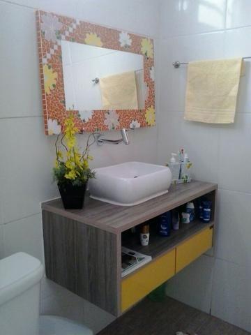 Espelho mosaico, banheiro, sala, sala de jantar, decoração - Foto 3