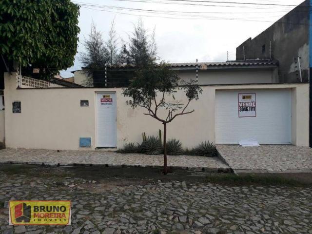 Casa residencial à venda, Parque Tabapua, Caucaia - CA0205.