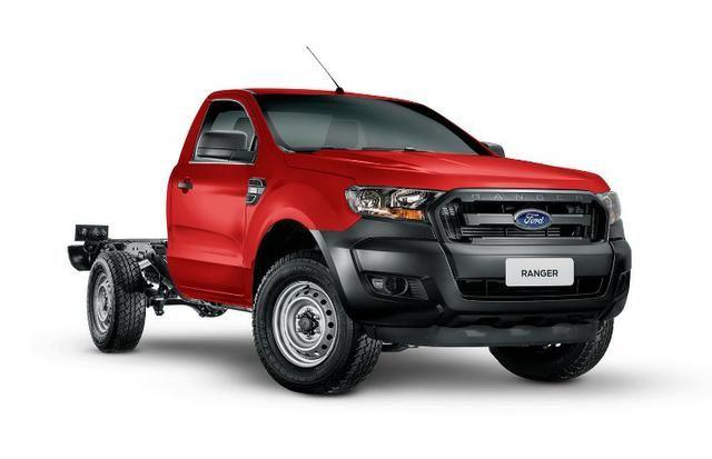 Ford Ranger XL 2.2 Diesel 4X4 - MT Chassi 2019 0km R$ 103.086,00