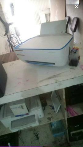 Instalação de bulk Uno e manutenção em impressoras e recarga de Toner em domicílio ou loja