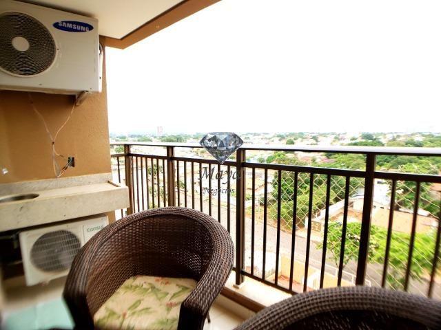 Real Park - Apartamento 3 Quartos, 90 m² c/ armários na 106 Norte - Nascente - Foto 6