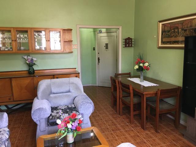 Apartamento pronto para morar mobiliado