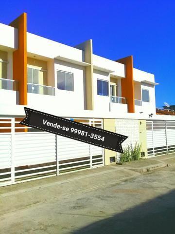 Casas Duplex nova (condomínio fechado)