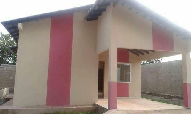 Casa em condomínio fechado - Residencial Davi