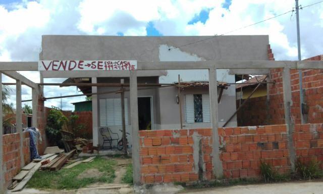 Vendo uma casa no conjunto cabreuva bairro Sobral próximo do shopping preço a negociar
