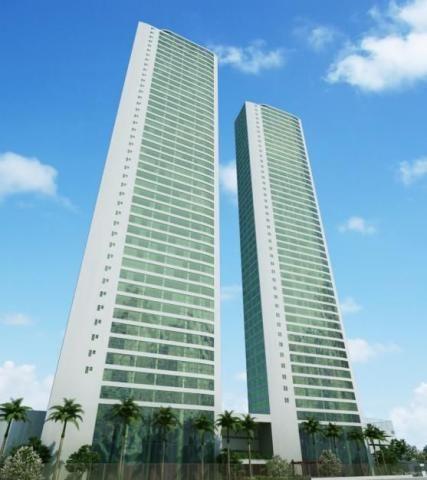 Apartamento 4 Quartos, 208 M², Edf. Jardins da Aurora, Torre Capibaribe