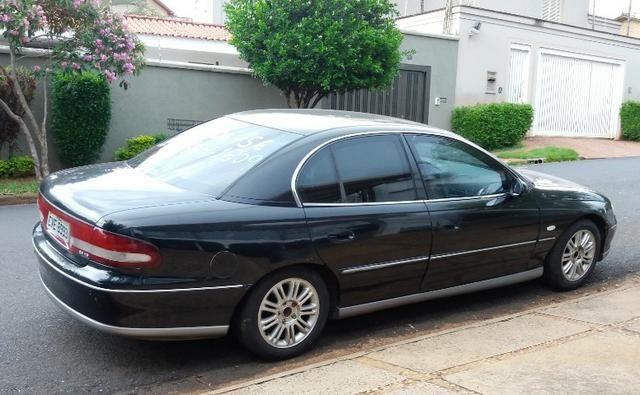 928ca7dcec2 GM - CHEVROLET OMEGA CD 3.8 V6 2000 - 592110146