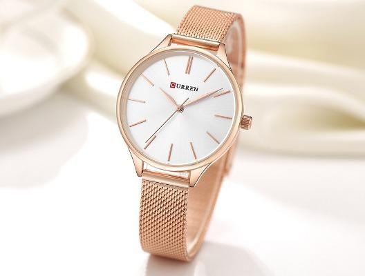 f5a284277ac Relógio Curren - Original - Feminino - Pronta entrega - Bijouterias ...