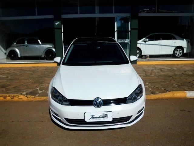 Vw - Volkswagen Golf 1.4 Highline 2014 Autiomático - Foto 2