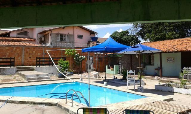 Casa com piscina para Natal, fins de semana e mensal