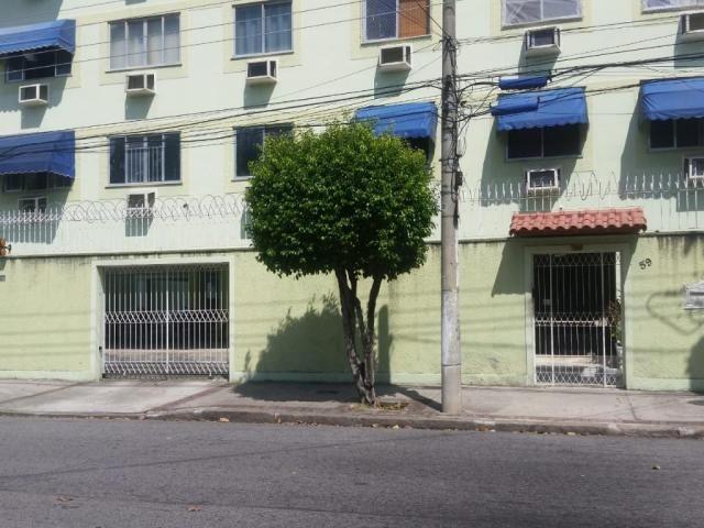Apartamento com 2 dormitórios à venda, 60 m² por r$ 175.000,00 - cavalcanti - rio de janei