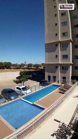 Apartamento com 3 dormitórios à venda, 71 m² por r$ 225.000,00 - plano diretor sul - palma - Foto 2
