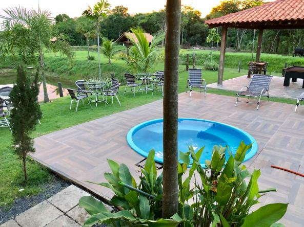 Chácara à venda, 70000 m² por r$ 690.000,00 - zuna rural - coxipó do ouro (cuiabá) - distr - Foto 14