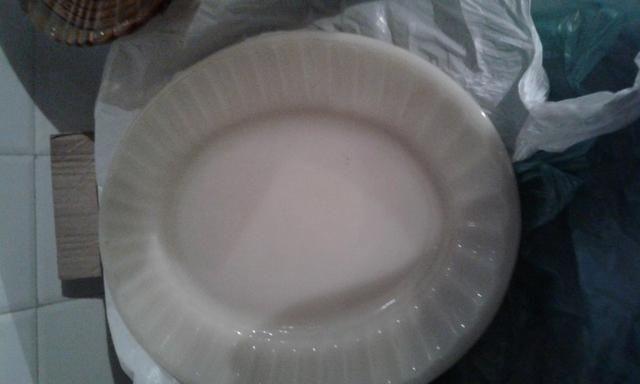 Travessas e pratos para bolo antigos desapegando!!!!