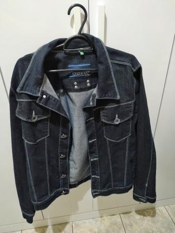 Jaqueta Jeans Osmoze Original