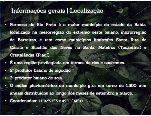 Fazenda na região de Formosa do Rio Preto-BA - Foto 4