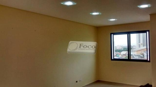 Sala para alugar, 22 m² por R$ 800/mês - Jardim Rosa de Franca - Guarulhos/SP - Foto 8