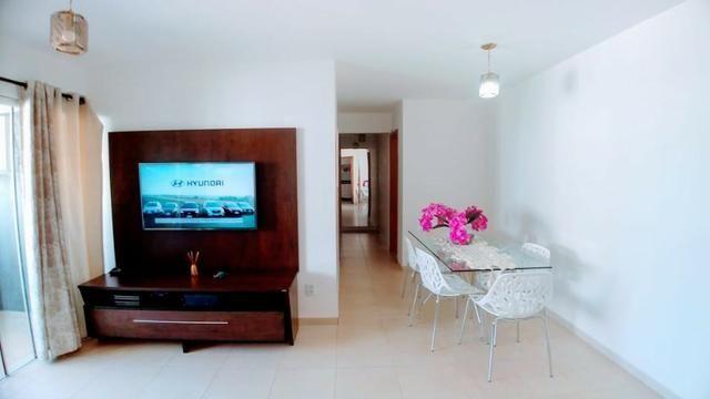 Apartamento Alto da Gloria 3 Q sendo 2 Suites - Residencial Altana - Foto 2