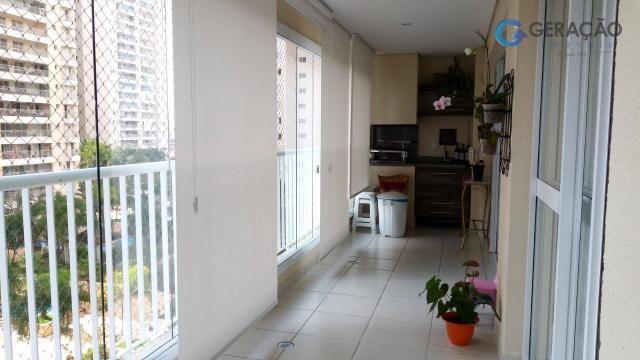 Apartamento com 4 dormitórios à venda, 131 m² por r$ 690.000 - jardim das indústrias - são