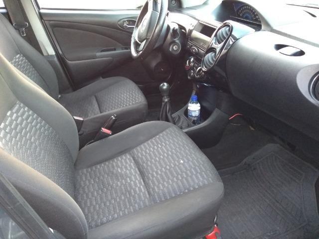 Etios 1.3X Reath Modelo 2016 Carro Excelente - Foto 6