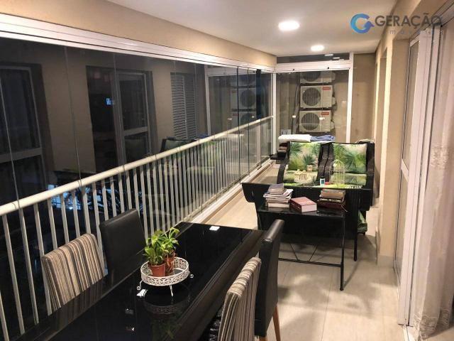Apartamento com 3 dormitórios à venda, 156 m² por r$ 865.000 - jardim das indústrias - são - Foto 4