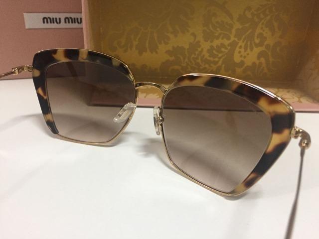Óculos Feminino Miumiu - Foto 5