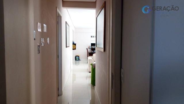 Apartamento com 3 dormitórios à venda, 131 m² por r$ 690.000 - jardim das indústrias - são - Foto 18