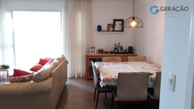 Apartamento com 4 dormitórios à venda, 131 m² por r$ 690.000 - jardim das indústrias - são - Foto 4
