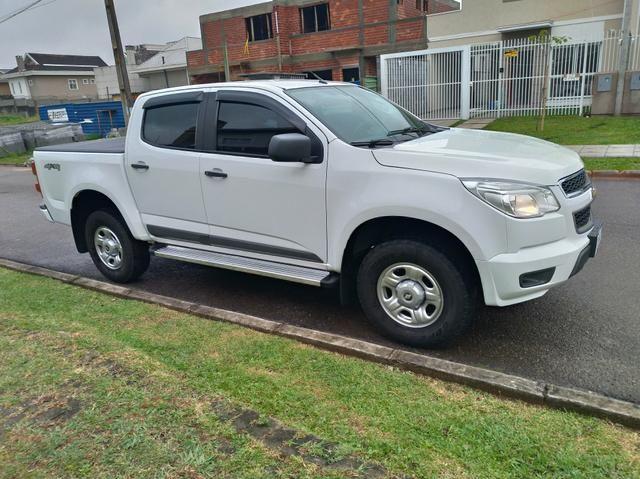 Pick up s10 ls diesel c.d 2015 4x4 200cv - Foto 3