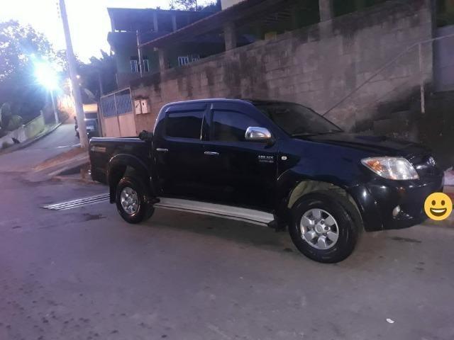 Toyota Hilux 4x4 - Foto 3