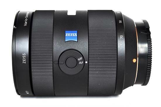Lente Carl Zeiss Sony Vario-Sonar 2.8 / 24-70mm