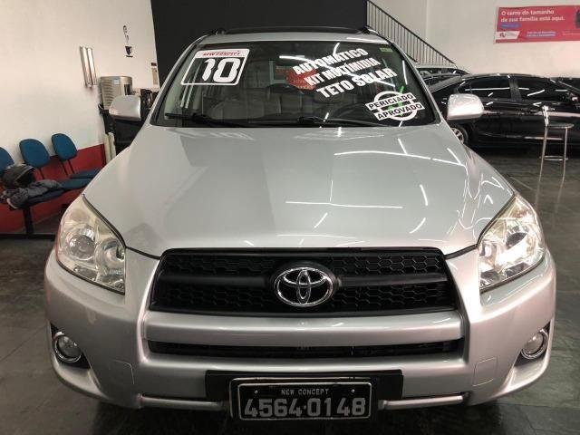 Toyota RAV4 4x4 2.4 16V Gasolina Automática - Foto 2