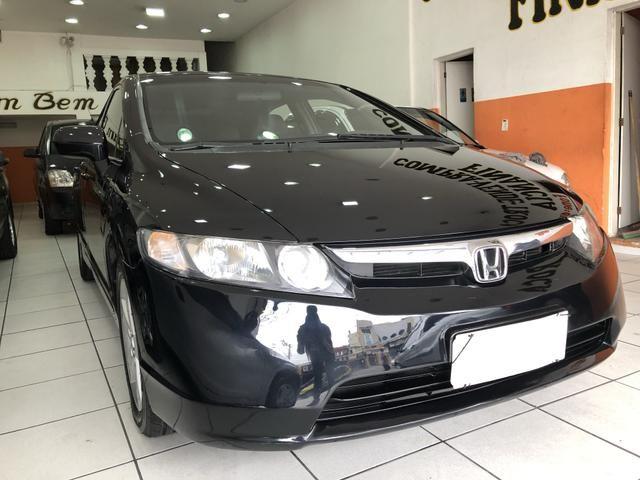 Honda Civic LXS - 1.8 Aut. Flex / Completo - Foto 4