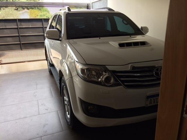 Hilux SW4 3.0 TDI 4x4 SRV Auto 2013/2013 - Foto 8