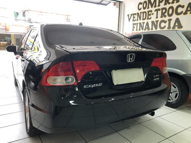 Honda Civic LXS - 1.8 Aut. Flex / Completo - Foto 13
