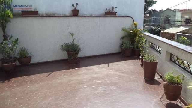 Casa à venda com 4 dormitórios em Cambuci, São paulo cod:CA017862 - Foto 13