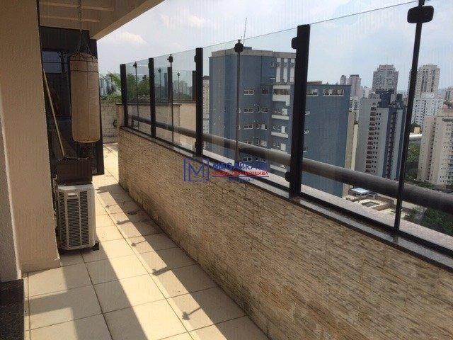 Apartamento para alugar com 5 dormitórios em Jardim vila mariana, São paulo cod:CO024625 - Foto 11