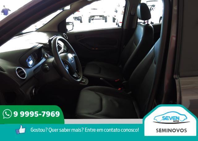 Ka Sedan Titanium 1.5 Automático (teste drive) - Foto 7