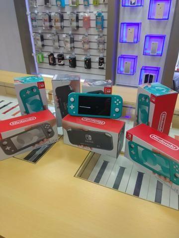 Lançamento novo Nintendo Switch