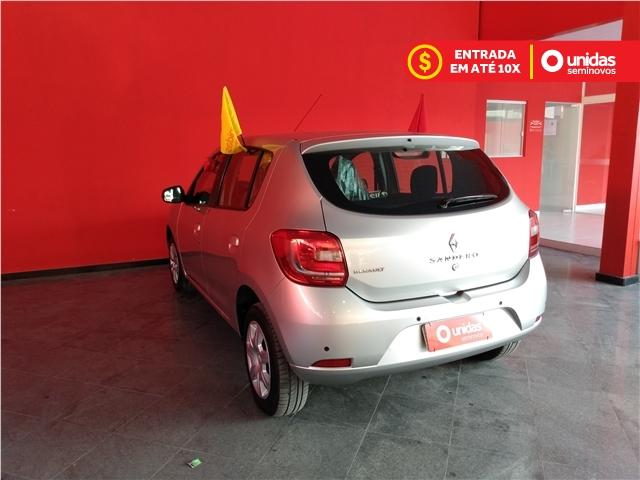 Renault Sandero 1.0 12v sce flex expression manual - Foto 4