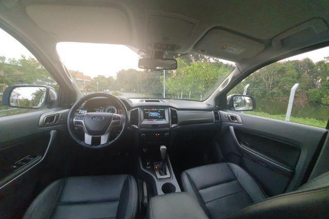 Ford ranger limited 3.2 4x4 cd aut. preço a baixo da fipe - Foto 10