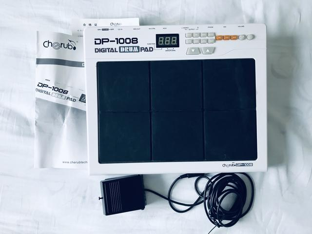 Bateria Eletrônica - Cherub DP-1008 - Foto 5