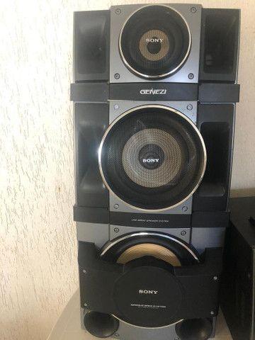 Mini System Sony 1100W Rms com Usb - Foto 3
