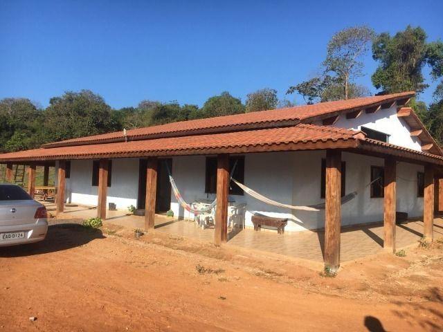 Linda chácara à venda em Cambuí de 30.200 m² com ótima casa avarandada - Foto 5