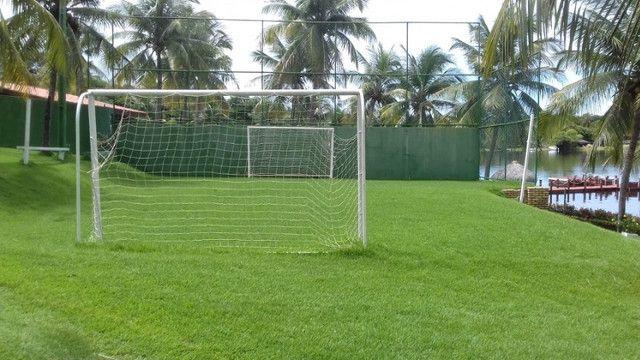 Casa na Lagoa do Uruaú, 17.500m² de área total, condomínio fechado, piscina - Foto 17