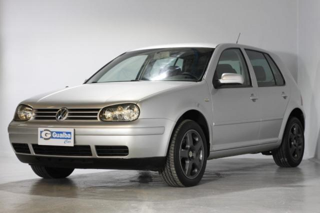 VOLKSWAGEN GOLF 2.0 MI 8V FLEX 4P MANUAL