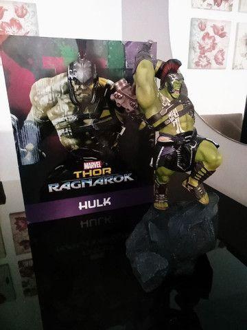 Hulk ragnarok Iron studios - Foto 5