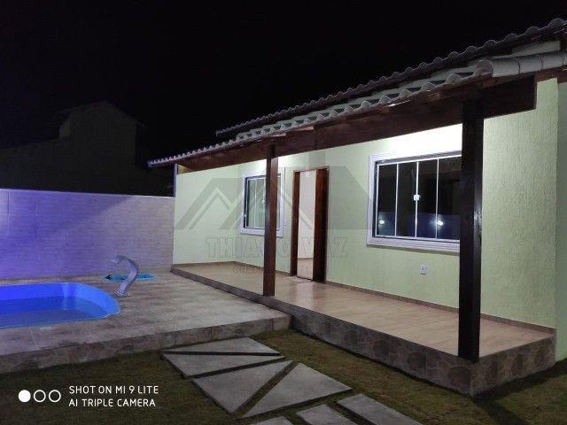 Casa de 03 quartos com piscina - Foto 3
